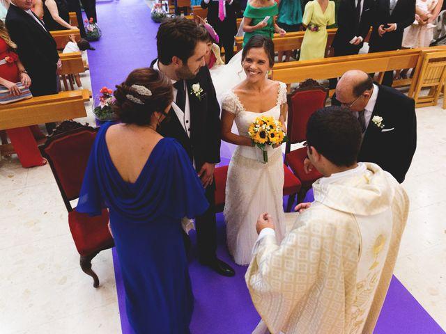 La boda de José y Marta en Murcia, Murcia 61