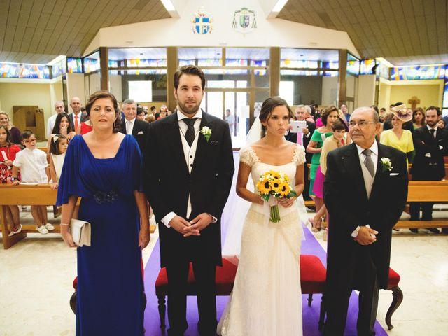 La boda de José y Marta en Murcia, Murcia 62