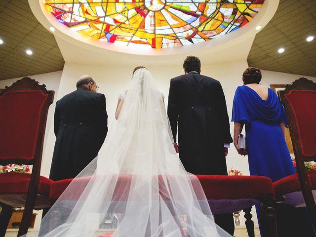 La boda de José y Marta en Murcia, Murcia 63