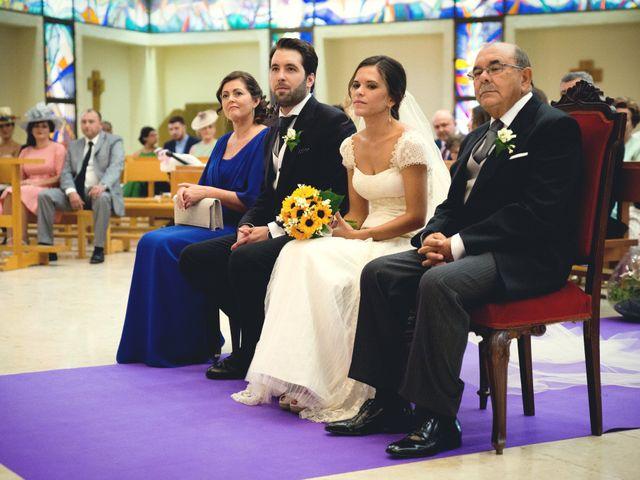 La boda de José y Marta en Murcia, Murcia 68