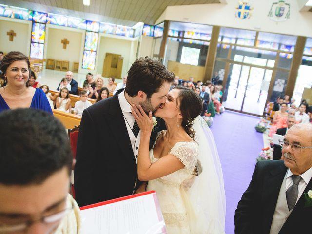 La boda de José y Marta en Murcia, Murcia 72
