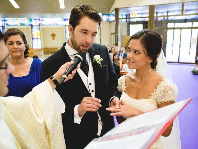 La boda de José y Marta en Murcia, Murcia 77