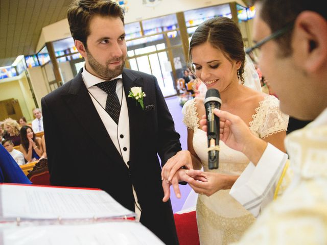 La boda de José y Marta en Murcia, Murcia 80