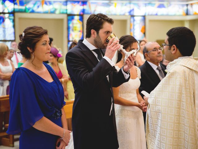 La boda de José y Marta en Murcia, Murcia 91