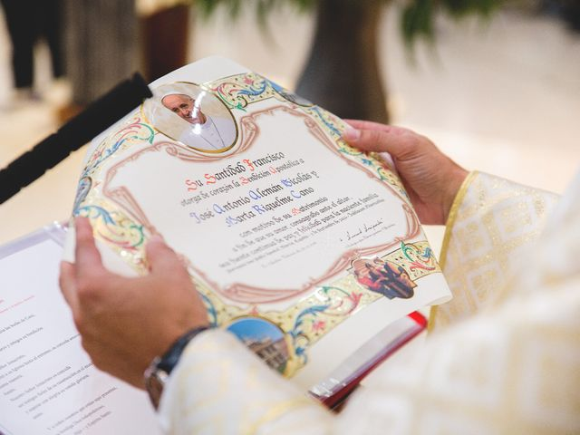 La boda de José y Marta en Murcia, Murcia 93