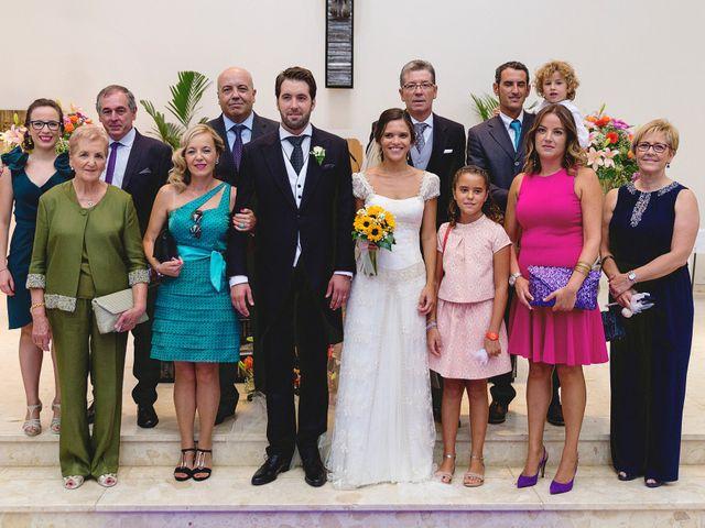 La boda de José y Marta en Murcia, Murcia 95