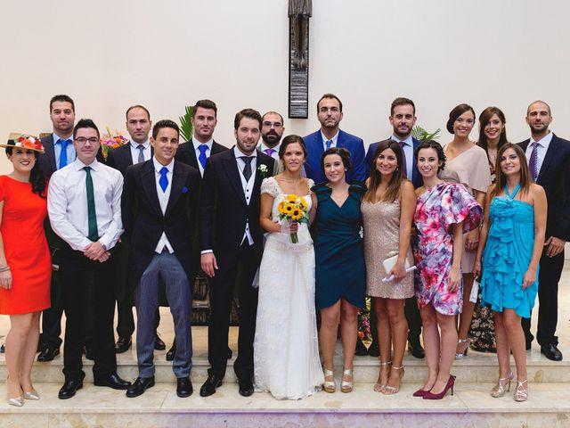 La boda de José y Marta en Murcia, Murcia 96