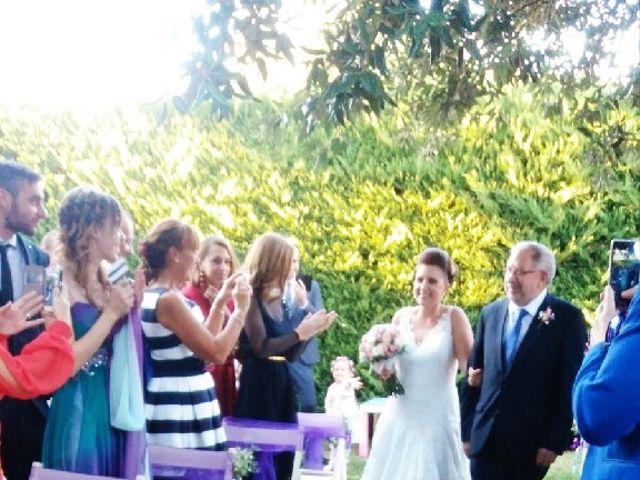 La boda de Jesús y Sandra en Arroyo De La Encomienda, Valladolid 7
