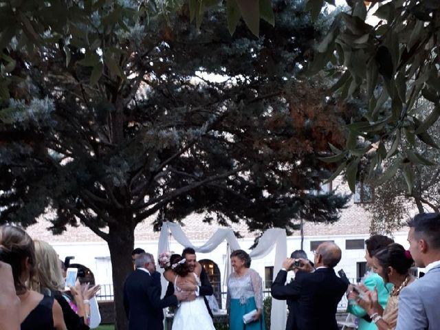La boda de Jesús y Sandra en Arroyo De La Encomienda, Valladolid 8