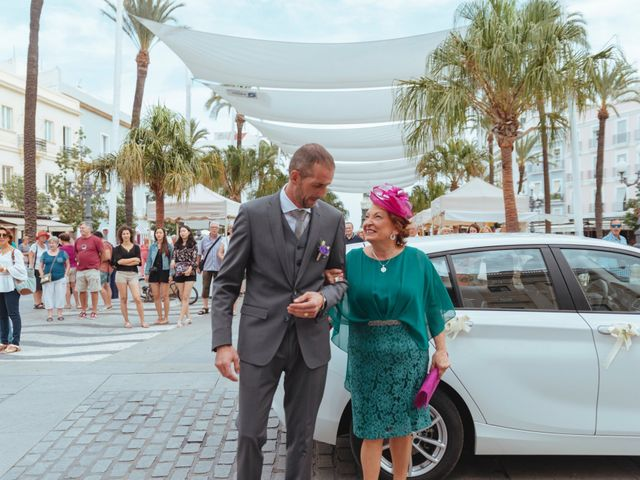 La boda de Juanjo y Ascen en Cádiz, Cádiz 7
