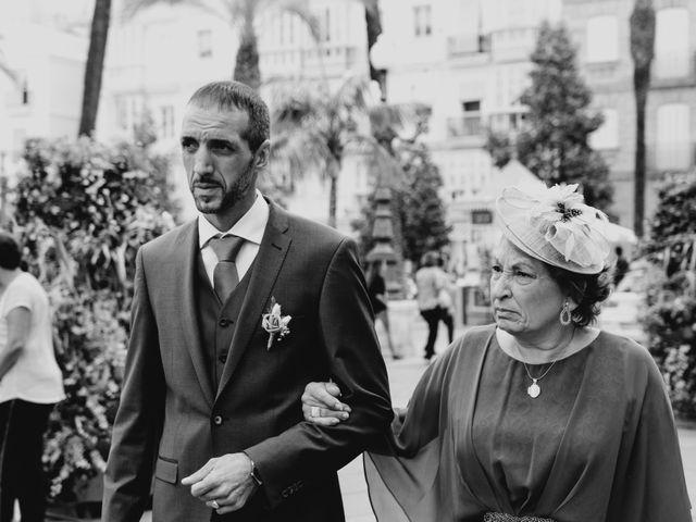 La boda de Juanjo y Ascen en Cádiz, Cádiz 9
