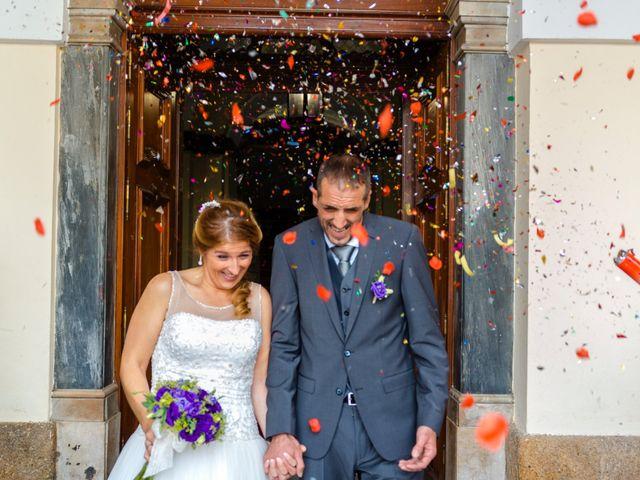 La boda de Juanjo y Ascen en Cádiz, Cádiz 19