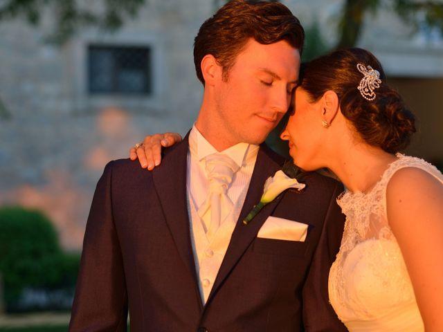 La boda de Virginia y Alex