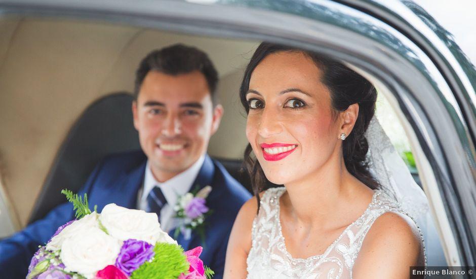 La boda de Ivan y Mila en Perillo (Sta Leocadia), A Coruña
