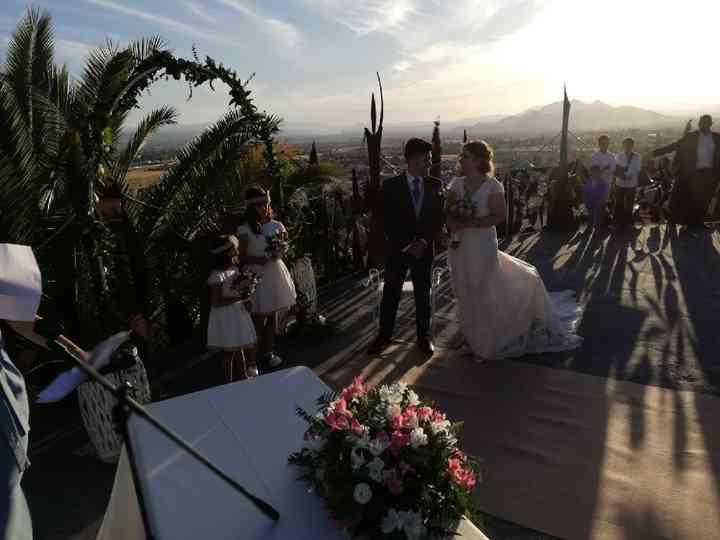 La boda de Belén y Antonio