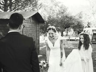La boda de Laura y Fon
