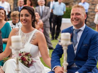 La boda de Alma y Jose