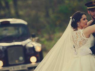 La boda de Alma y Saul