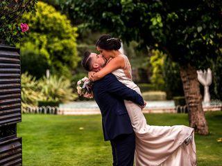 La boda de Patricia y Rafa