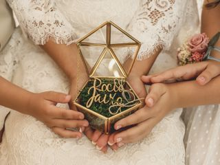 La boda de Rocio y Jairo 1