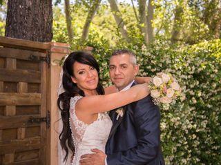 La boda de Eva y Sindo