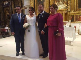 La boda de Vanesa y Enrique