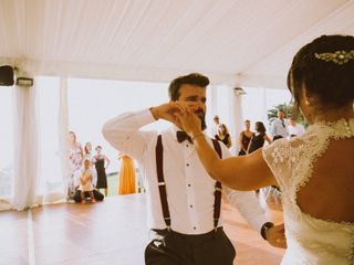 La boda de Ainhoa y Asier 1