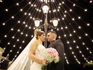 La boda de Desi y Francis