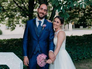 La boda de Dani y Montse
