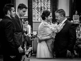 La boda de Rosi y Quim 1