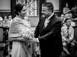 La boda de Rosi y Quim 2