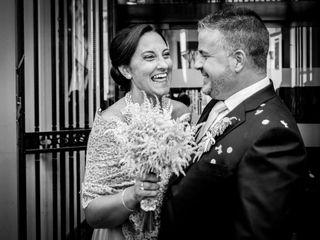 La boda de Rosi y Quim