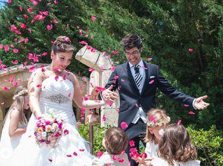 La boda de Ander y Mayte