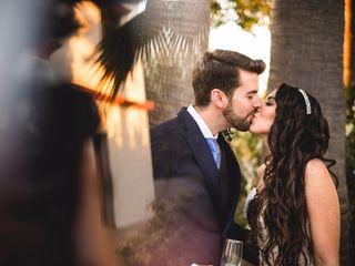 La boda de Marina  y Antonio