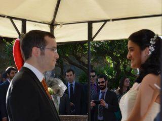 La boda de Israel y Laura 2