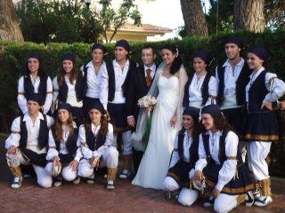 La boda de Israel y Laura