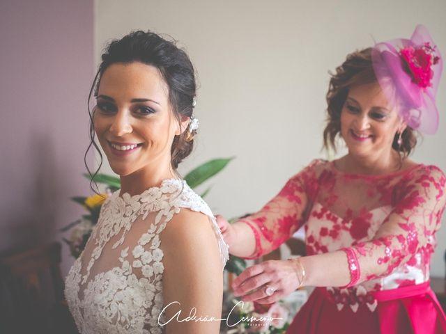 La boda de Sandro y Mireia en Banyeres De Mariola, Alicante 1