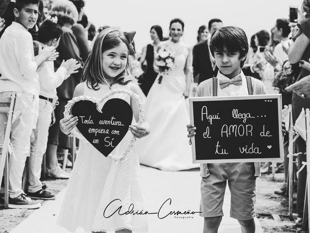 La boda de Sandro y Mireia en Banyeres De Mariola, Alicante 5