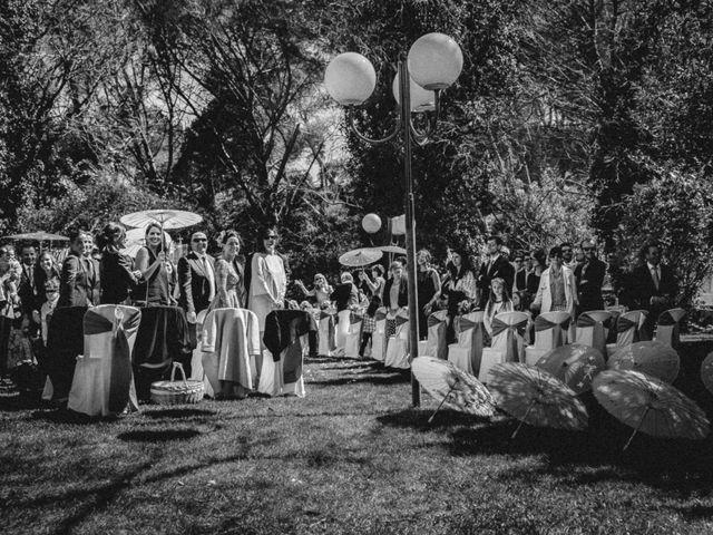 La boda de Jere y María en Jabalcuz, Jaén 41