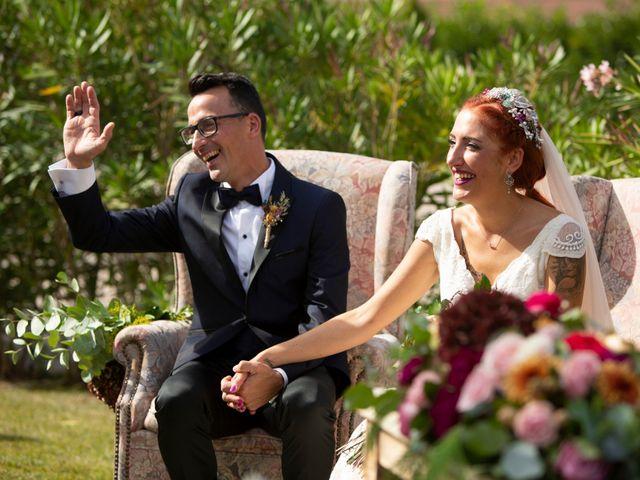 La boda de Fon y Laura en Laguardia, Álava 1