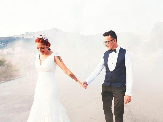 La boda de Fon y Laura en Laguardia, Álava 2