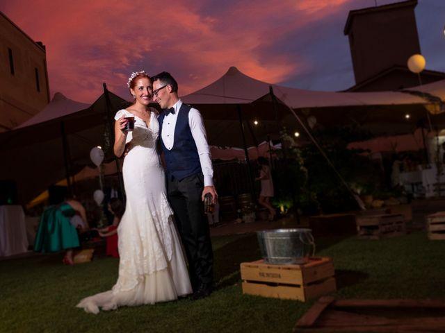 La boda de Fon y Laura en Laguardia, Álava 4