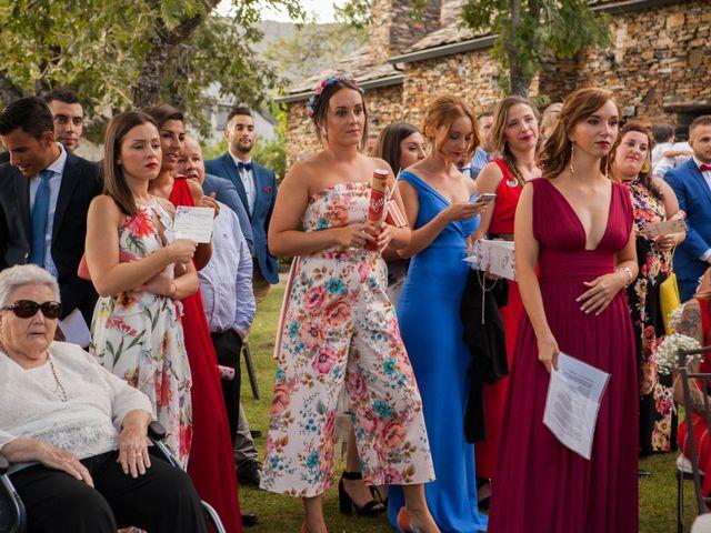 La boda de Jose y Alma en Campillo De Ranas, Guadalajara 11