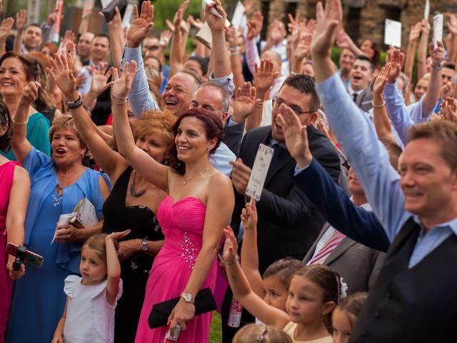 La boda de Jose y Alma en Campillo De Ranas, Guadalajara 15