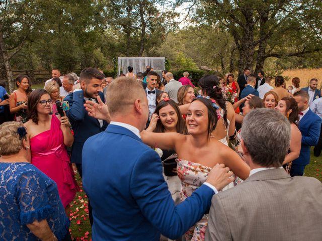 La boda de Jose y Alma en Campillo De Ranas, Guadalajara 19
