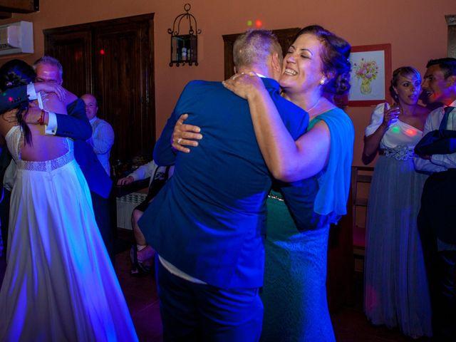La boda de Jose y Alma en Campillo De Ranas, Guadalajara 35