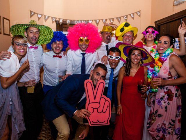 La boda de Jose y Alma en Campillo De Ranas, Guadalajara 38