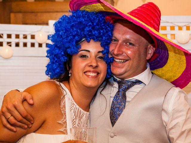 La boda de Jose y Alma en Campillo De Ranas, Guadalajara 39