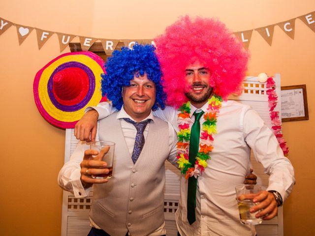 La boda de Jose y Alma en Campillo De Ranas, Guadalajara 40