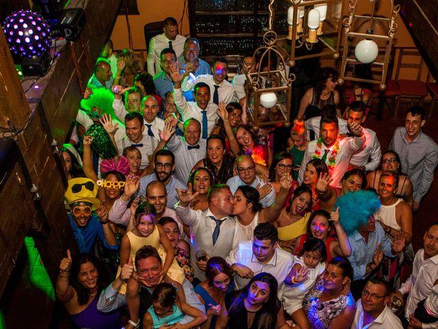 La boda de Jose y Alma en Campillo De Ranas, Guadalajara 42